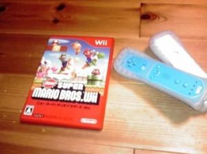 Newスーパーマリオブラザース Wii