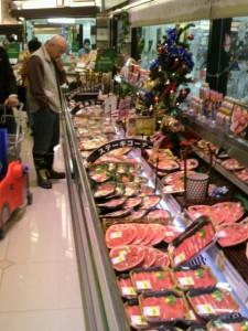 肉の上質さと種類が豊富