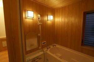 流季の家 浴室